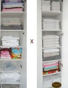 14 dicas para organizar e manter a casa sempre arrumada