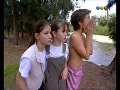 Chiquititas -  Camila e Felipe -  Cami salva Felipe