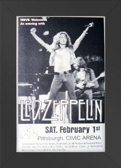 11x17 FRAMED Poster Print Led Zeppelin 1975 Civic Arena Concert Innerwallz http://www.amazon.com/dp/B00AIRELV4/ref=cm_sw_r_pi_dp_NKetub10X1FWK