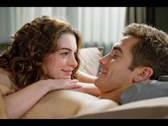 Photo of Anne Hathaway and Jake Gyllenhaal from the movie Love and Other Drugs. Justin Baldoni, Jake Gyllenhaal, Anne Hathaway, Hollywood, Dirty Dancing, Jennifer Morrison, Love Others, Shirtless Men, Strong Women