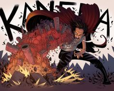 Tetsuo by Tradd Moore