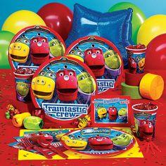 Chuggington Party Supplies, 78713