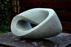 Jan van der Laan beelden - Infinita Contemporary Sculpture, Soapstone, Mortar And Pestle, Wood Carving, Wood Art, Sculpture Art, Drawing, Sculpting, Abstract Art