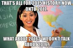 10 Hilarious End Of 2016 Memes - ODDEE
