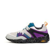 PUMA Blaze Of Glory x Alife Gray/Blue/Purple/Apricot. Available at Concrete Store Prinsestraat the Hague | WEB SHOP #concrete #store #the #Hague #footwear #unisex #PUMA #Blaze #Of #Glory x #Alife #Gray #Blue #Purple #Apricot