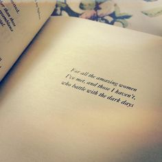 The 26 Most Touching Book Dedications You'll Ever Read
