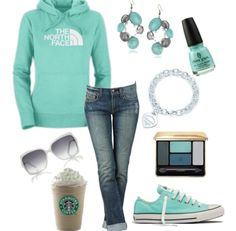 full outfit got it!!! diggin the coffee