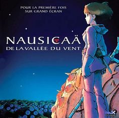 Nausicaä de la vallée du vent Hayao Miyazaki, Totoro, Film Animation Japonais, Studio Ghibli Films, Nausicaa, Film Manga, Tsurezure Children, Freaks And Geeks, Cinema
