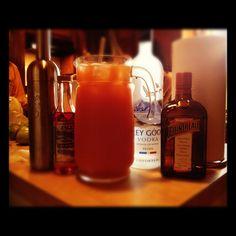 Mangotini - refreshing