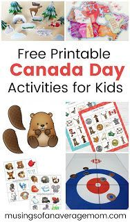 19 Free Printable Canada Day Activities for Kids! Earning profits happens to be associated with traditional ways in the true … Creative Activities, Holiday Activities, Science Activities, Activities For Kids, Canada For Kids, Canada 150, Canada Day Fireworks, Canada Day Crafts, Canadian Animals