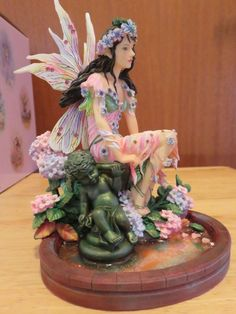 *In a Secret Garden* Limited Edition Leonardo Faerie Poppet -Christine Haworth | eBay