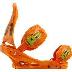 Burton custom reflex orange