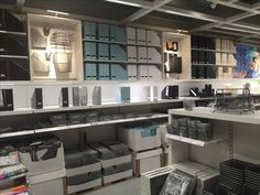 IKEA Alcorcon, Madrid, home organization accessories