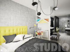 sypialnia-dobry design - zdjęcie od MIKOŁAJSKAstudio - Sypialnia - Styl Nowoczesny - MIKOŁAJSKAstudio