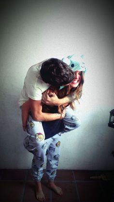couple pijama