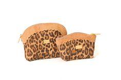 Cork zip coin purse and key holder - JAGUAR P