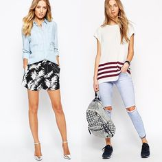 1 or 2? Shop the looks at ootdmagazine.com