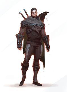 WitcherCat by http://AlekseyBayura.deviantart.com on @DeviantArt