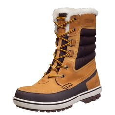 Helly Hansen Garibaldi 2 Walking Boots (Men's) - New Wheat / Coffee Bean / Gum | Uttings.co.uk