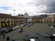 City of Quito, the capital of Ecuador, was founded in the 16th century on the ruins of an Inca city and stands at an altitude of 2,850 m. Despite the 1917 earthquake, the city has the best-preserved, least altered historic centre in Latin America.