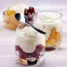 """Schnell gemacht und lecker zugleich ist das Lieblingsdessert von Christiane Borkes. """"Besonders gut gefällt mir an dem Dessert, dass man mit den..."""