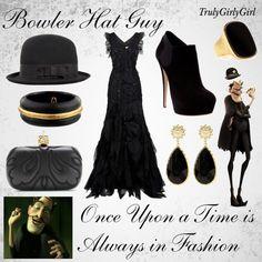 """Disney Style: Bowler Hat Guy"" by trulygirlygirl on Polyvore"
