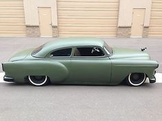 chopped 1953 chevy bel air | 1953 Chevrolet Custom 150