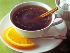 Filiżanka, Spodek, Herbata