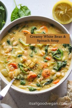 Vegetarian Soup, Vegan Soups, Healthy Soup, Healthy Recipes, Vegan Food, Gf Recipes, Vegetarian Recipes, Broccoli And Carrot Soup, Broccoli Soup Recipes