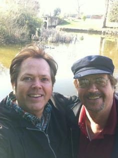 Love these two OSMOND Brothers!!!! They always make me Smile:)