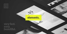Download and review of Elements - Creative Multi-Purpose WordPress Theme, one of the best Themeforest Creatives themes {Download & review at|Review and download at} {|-> }http://best-wordpress-theme.net/elements-creative-multi-purpose-download-review/