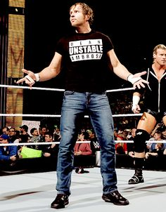 The King of the Ring Dean Ambrose