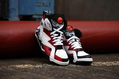"Reebok Pump Blacktop Battleground ""Chicago"""