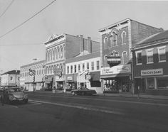 The main drag in 1979 #tbt #lancaster #ohio