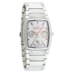 Skagen Women's 747SSXR Sport Quartz Watch (Watch) http://www.amazon.com/dp/B0018A0VY6/?tag=whthte-20 B0018A0VY6