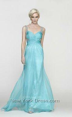 Scala 4300 -Aqua Jeweled A-Line Prom Dresses Online Designer Prom Dresses, A Line Prom Dresses, Prom Dresses Online, Dressy Dresses, Pageant Dresses, Homecoming Dresses, Strapless Dress Formal, Long Dresses, Party Dresses