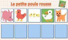 loto de poule rousse | ÉCOLE ALBUMS | Pinterest | Pain D'Épices