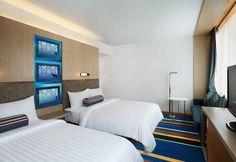 Stay A Little Longer At Aloft Hotel, Bangkok