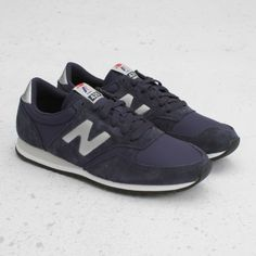 "K-Way x New Balance 420 ""Navy"""