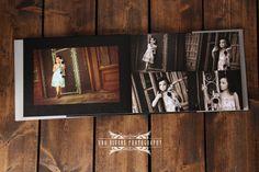 Custom Photo Album | Rob Bivens Photography | The Woodlands, TX | www.robbivens.com