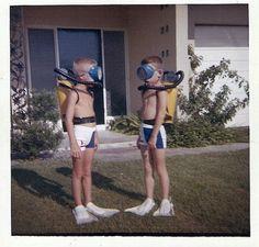 lawn scuba, 1963