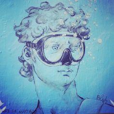 Florence Street Art by Blub