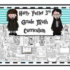 This packet covers almost every 3rd grade Common Core math standard!  Great Harry Potter themed packet - could be used with or without the book.