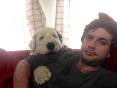 My bestest friend. Reddit meet Murphy. Hugmaster Doggo General.