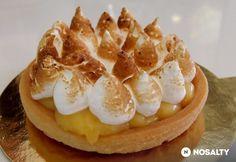 Szicíliai citromtorta | NOSALTY Tart, Waffles, Sweets, Breakfast, Recipes, Food, Minden, Dessert Ideas, Morning Coffee