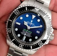 NEW-ROLEX-DEEPSEA-MENS-SS-SEA-DWELLER-NEWEST-2014-MODEL-JAMES-CAMERON-FADED-BLUE