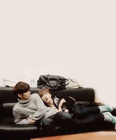 Luhan and Lay♡♡
