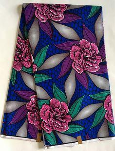 House of Mami Wata African Print Fabrics https://www.etsy.com/listing/480047086/african-print-fabric-ankara-pink-purple
