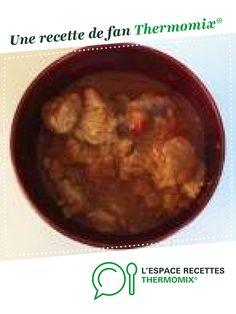 Filet mignon asiatique par tommy13. Une recette de fan à retrouver dans la catégorie Viandes sur www.espace-recettes.fr, de Thermomix<sup>®</sup>.