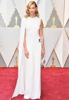 The Definitive Ranking of 2017 Oscar Dresses via @PureWow